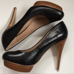 EUC Dolce Vita leather heels